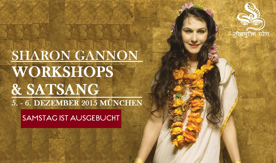 Sharon Gannon|Workshops & Satsang