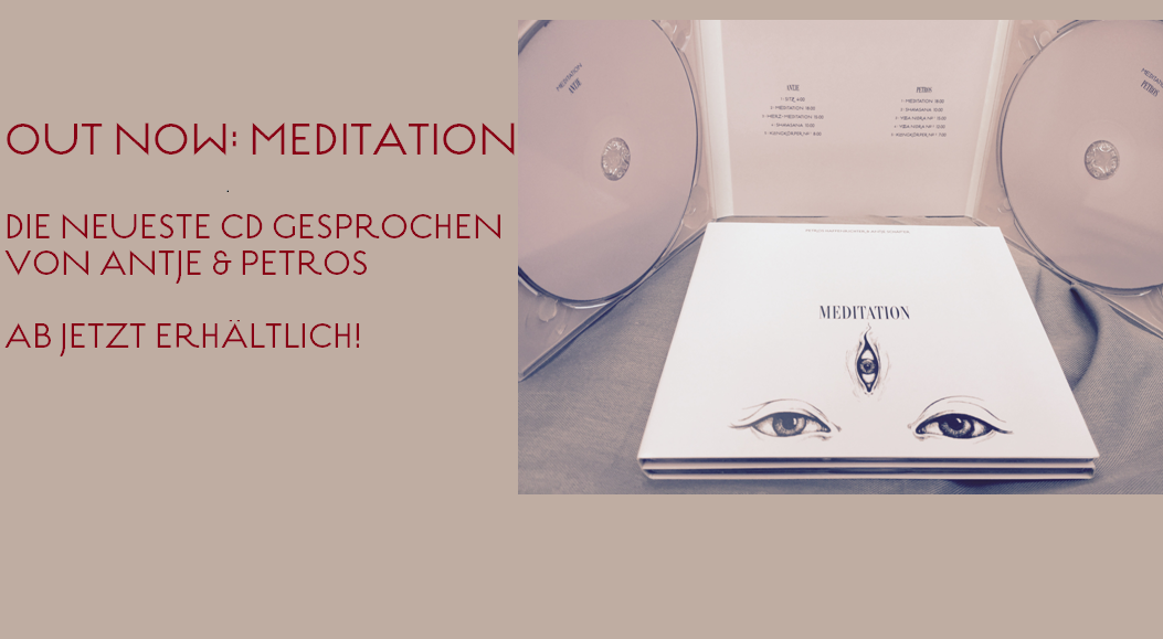 out now: MEDITATIONs CD